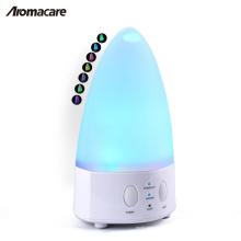 Портативное зарядное устройство оптом 100мл диффузор ароматерапия аромат масла диффузор с 7 красочный светодиодные