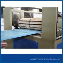 Placa de madeira da mobília da máquina da placa da espuma plástica do PVC