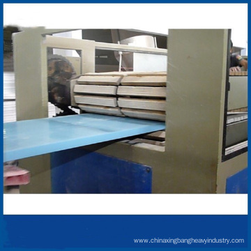 PVC wood plastic foam board machine furniture board