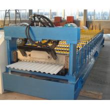 Cloison sèche galvanisé utilisé acier de faible calibre Omega Profile cadrage froid profileuse