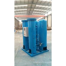 Générateur d'azote Psa Nitrogen Gas Production Plant for Miniing Industry Prévention des incendies