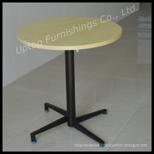 Folding Leisure Used Round Restaurant Dining Table (SP-RT375)