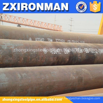 aisi 1020 seamless steel pipe