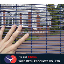 High security fence prison mesh