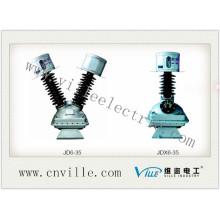 Transformateurs de tension inductifs Jd6-35 et Jdx6-35