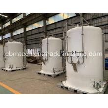 5m3/5000L Lox/Lin/Lar Mini Microbulk Tanks