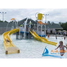 OEM Outdoor Water Playground Leisure Play Aqua Park Equipme