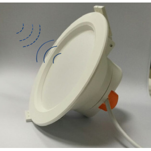 "Sensor de microondas de 5 ""LED Retrofit Empotrable Downlight"