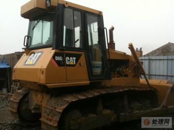 used cat D6G  dozer