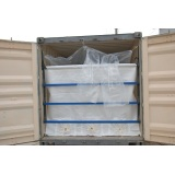 PE container liner