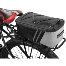 Factory Price Waterproof Bicycle Travel Bag Rear,Large Bicycle Saddle Bag