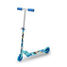 2017 Kids Kick Scooter avec roue de 120mm en PU (BX-2M012)