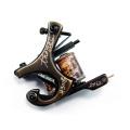 High Quality Brass Carving Tattoo Machine Custom
