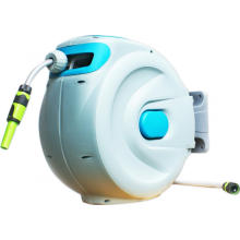 20M Water Hose Retractable Plastic Hose Reel