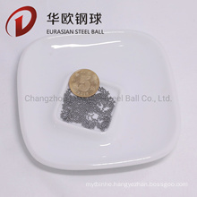 High Quality Mirror Finish Metal Stainless Ball for Animal Feeder