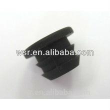 tapón de orificio de goma de plástico moldeado