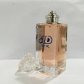 Ad-P277 Luxury Wholesale Raw Material Pet Perfume Bottle 100ml