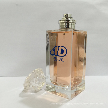 Ad-P277 Luxury Wholesale Raw Material Pet Perfume Bottle 100ml