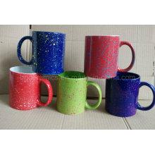 Keramikbecher mit Spray DOT