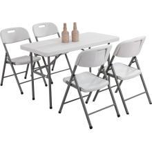 4FT HDPE Топ Пластиковый стол