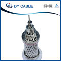 Overhead Transmission Line Aluminum Conductor Steel Reinforced ACSR Cable