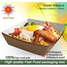Boîtes à papier pour la livraison de nourriture, fruits et légumes