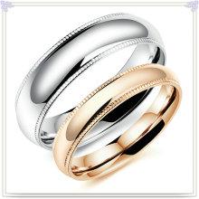 Joyería de acero inoxidable accesorios de moda anillo de moda (SR806)