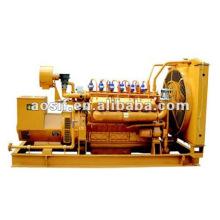400KVA / 320KW Jichai generador de gas con ISO y CE Certificado