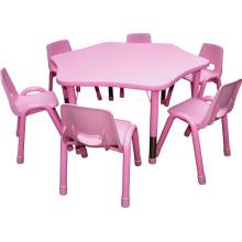 Mobiliário Infantil para Crianças Mesa e Cadeira