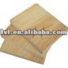 Shandong Pine Plywood Panel zum Verkauf