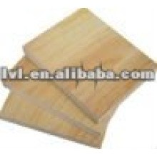 shandong Pine Plywood panel on sale