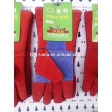 Gants de travail en cuir de peau de porc, gants de conducteur / classe AB