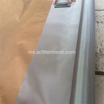 100 Mesh Stainless Steel Wire Mesh Cloth 304