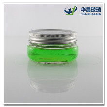 Food Grade 150ml Short Squat Glass Jam Jar Wholesale
