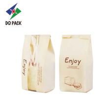 Сумка для тостов Сумка из крафт-бумаги Пластиковый бумажный пакет