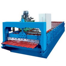 Galvanized Steel Roofing Roll Forming Machine