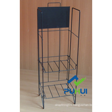 Metal Wire Foldable Newspaper Fixture (PHC306)
