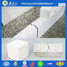 EPS Cement Sandwich Panel Prefab House (CSP-15301)