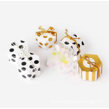 PriceList for for Gift Paper Box Octagon shaped candy box with OME logo export to South Korea Wholesale