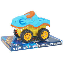Funny Animal Cartoon Dinosaur Car Toy
