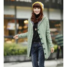 Winter Warmer Femmes Long Cardigan Manteau en tricot