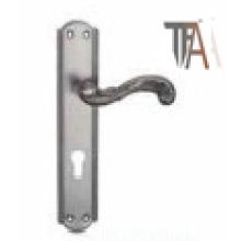 Iron Plate Aluminium Handle Door Handle