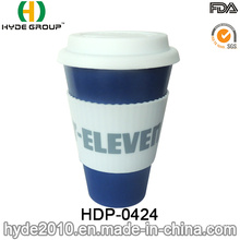 Reusable Biodegradable Bamboo Fiber Cup (HDP-0424)