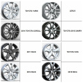 high quality competitive price toyota wheels toyota alloy wheels for toyota