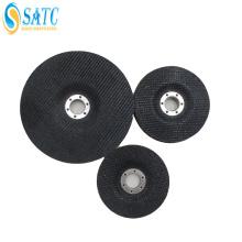 disco de aba de alta qualidade com suporte de fibra de vidro para polimento de aço inoxidável