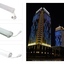 24W 5050 светодиодных чипов IP65 Светодиодные барьерные фонари