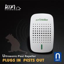 100-240V Indoor Ultrasonic Rodent Repeller Direct Plug In