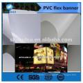 Jinghui advertisement media Promotion 410g Digital Prinating Advertising light PVC flex banner for solvent and eco solvent ink