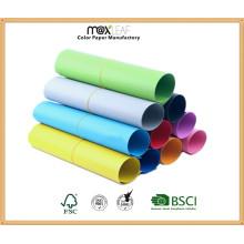 225GSM A4 verschiedene Farben Papier für Abdeckung und Ordner-Datei