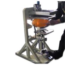 Автоматическая машина для трафаретной печати на латексном баллоне
